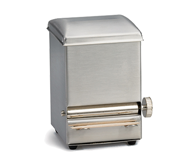 Straw toothpick dispensers - Stainless steel toothpick dispenser ...