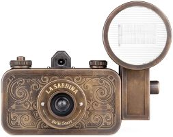Sardina Bell Steampunk Camera from Lomography