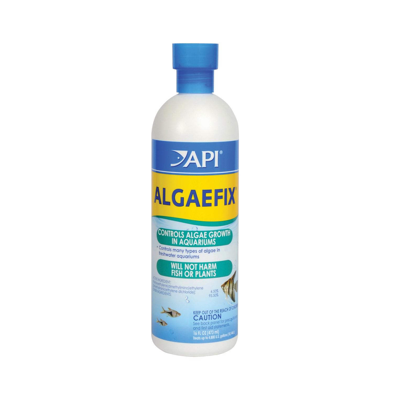 Api Algaefix Marine 16 Fl Oz Algae Control Aquarium