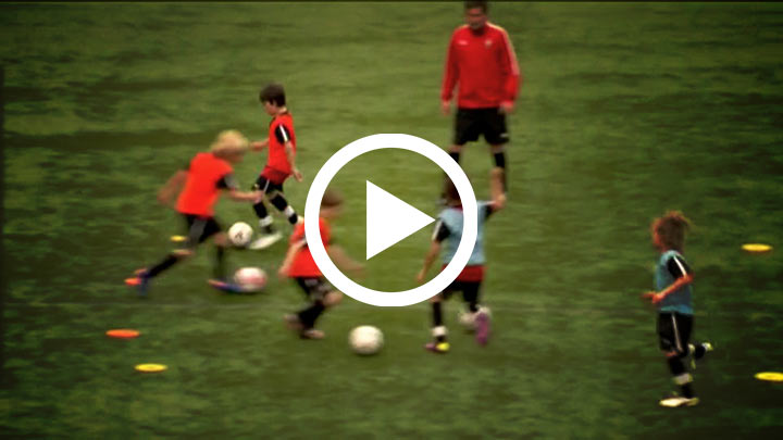Image for U8 Week 3: Dribbling and Running With The Ball