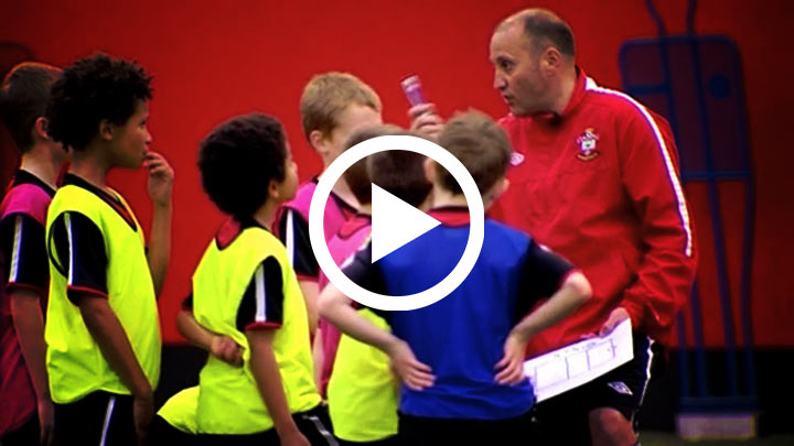 Image for U5-U7 Running With The Ball Session 2