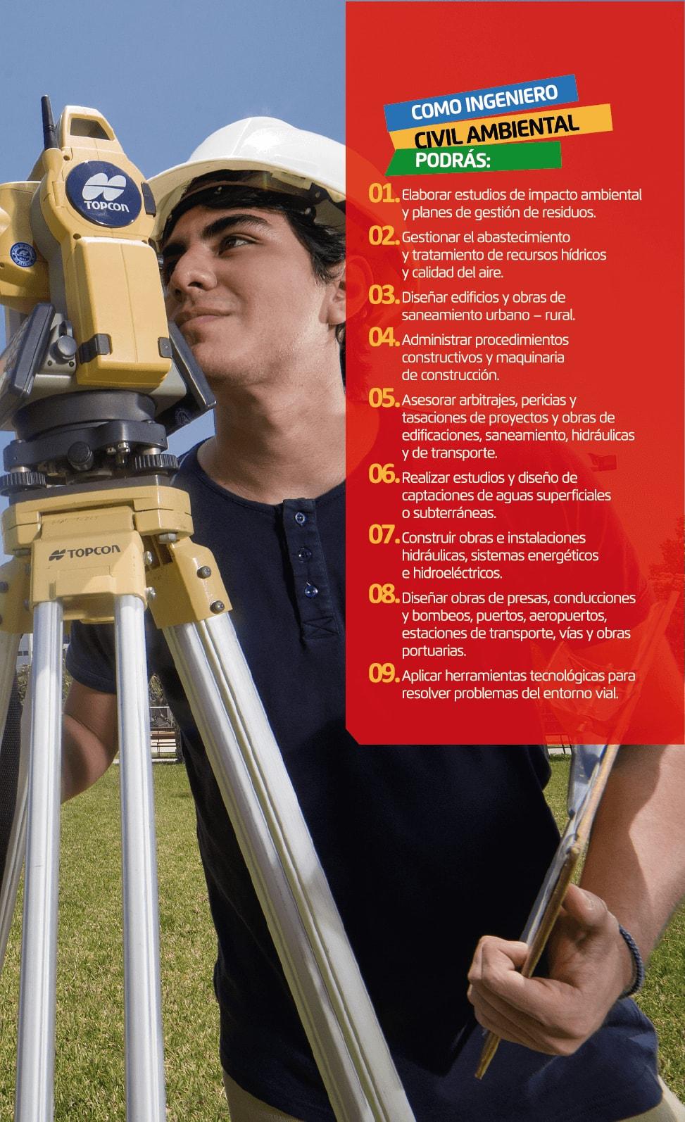Carrera Profesional de Ingeniería Civil