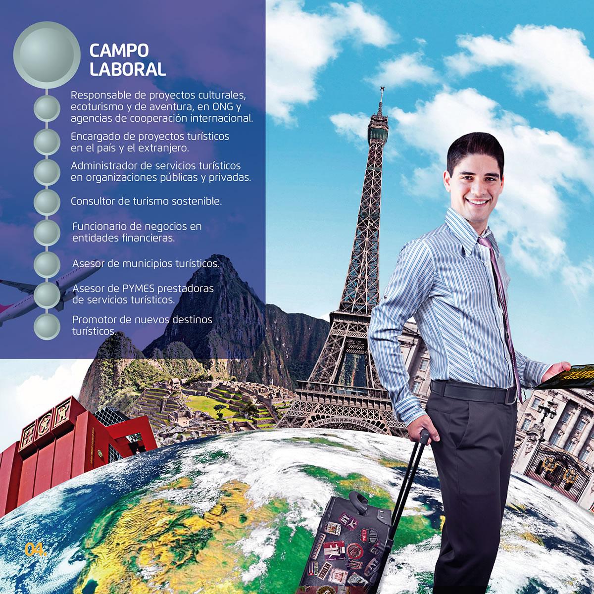 Carrera Profesional de Administración Hotelera y de Servicios Turísticos