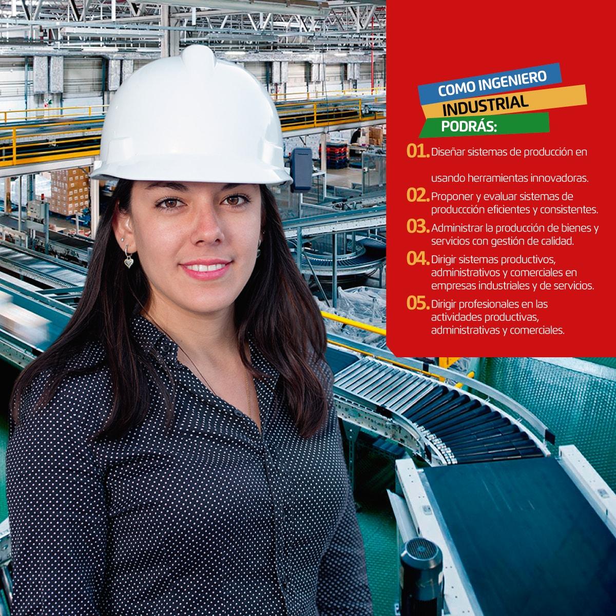 Carrera Profesional de Ingeniería Industrial