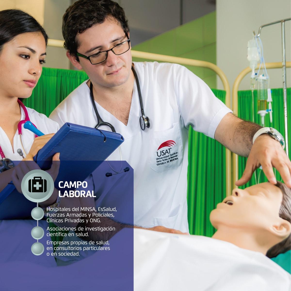 Carrera Profesional de Medicina