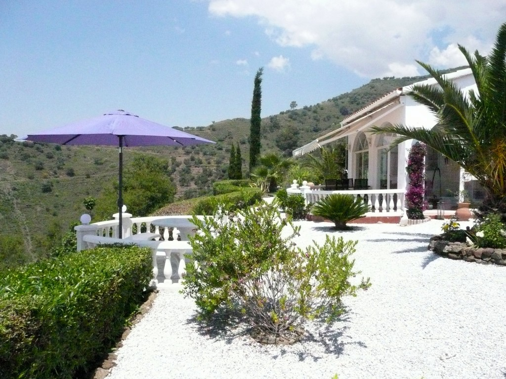 Casa Romy | Ingang van de vakantiewoning