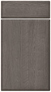 Non GlossAvola Grey bedroom door finish