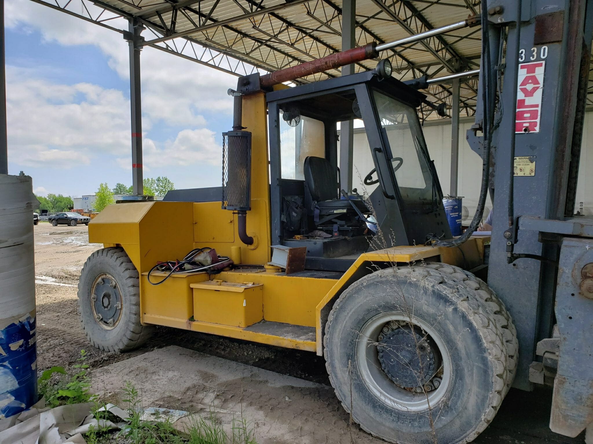 Used Forklifts From 30 0001lb To 60 000lbs Capacity For Sale Affordable Machineryaffordable Machinery