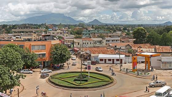 Morogoro city centre 1