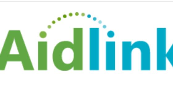 Aidlink logo