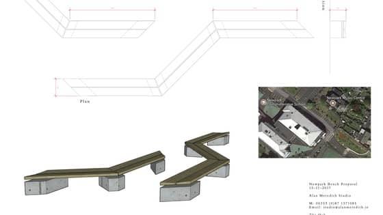 Newpark comprehensive   bench proposal   15112017