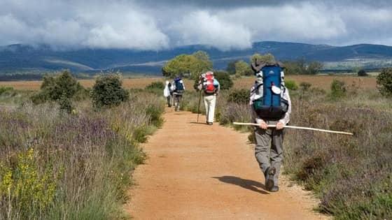 Camino de santiago fundraising
