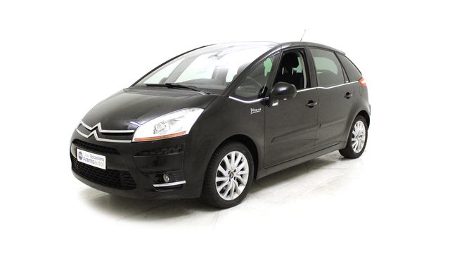 voiture citro n c4 picasso hdi 138 bmp6 exclusive occasion diesel 2009 91728 km 10890. Black Bedroom Furniture Sets. Home Design Ideas
