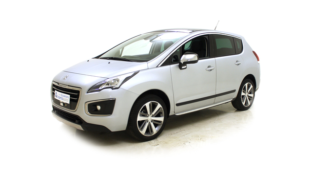 voiture peugeot 3008 1 6 bluehdi 120 allure jantes alu 1 occasion diesel 2014 10924 km. Black Bedroom Furniture Sets. Home Design Ideas