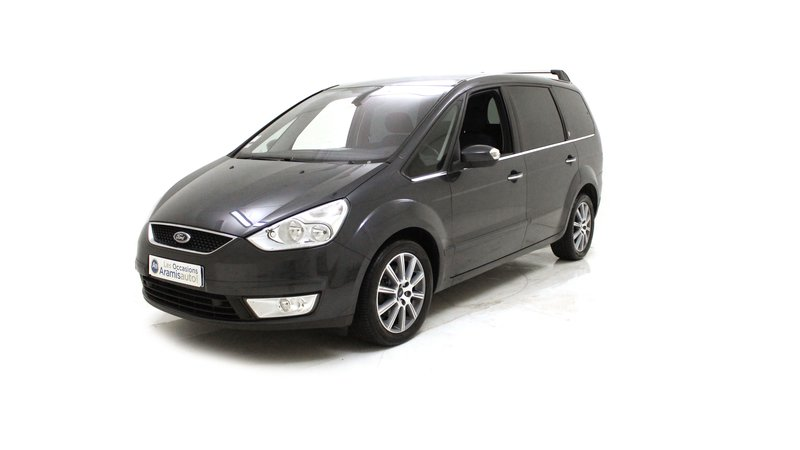 voiture ford galaxy 1 8 tdci 125 ghia 7 places occasion. Black Bedroom Furniture Sets. Home Design Ideas