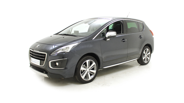 voiture peugeot 3008 1 6 bluehdi 120 allure jantes alu 1 occasion diesel 2014 9331 km. Black Bedroom Furniture Sets. Home Design Ideas