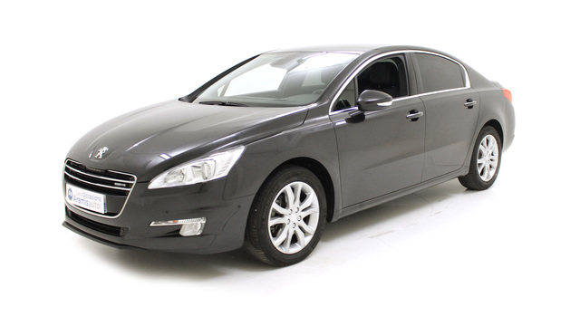 voiture peugeot 508 2 0 hdi 150 allure occasion diesel 2014 23240 km 23990 aix en. Black Bedroom Furniture Sets. Home Design Ideas