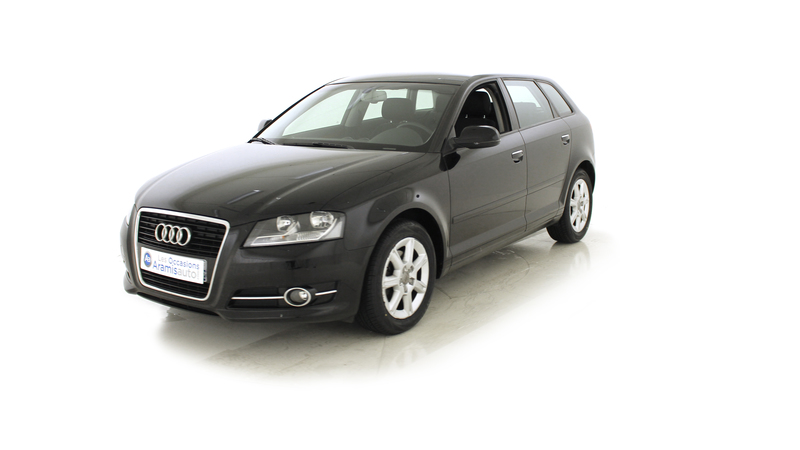 voiture audi a3 2 0 tdi 140 s tronic ambiente occasion diesel 2010 88527 km 15490. Black Bedroom Furniture Sets. Home Design Ideas
