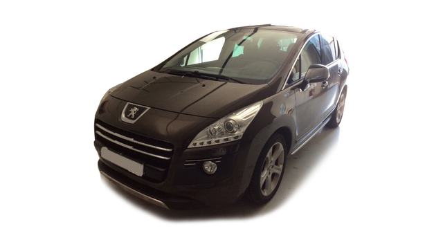 voiture peugeot 3008 2 0 hdi 163ch bmp6 electric 37ch occasion hybride 2012 39200 km. Black Bedroom Furniture Sets. Home Design Ideas