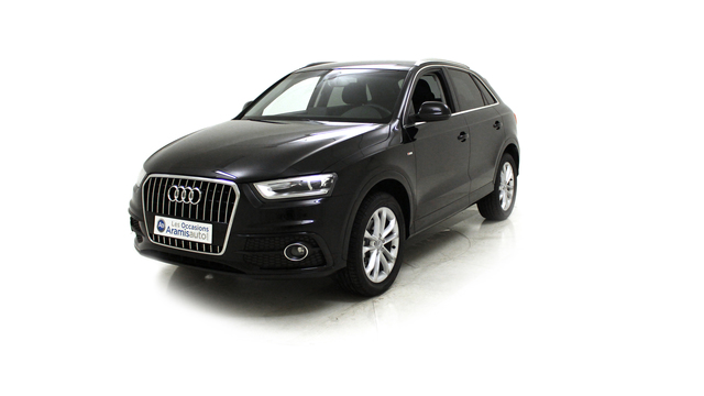 voiture audi q3 2 0 tdi 140 s line offre sp ciale s occasion diesel 2015 5020 km 33490. Black Bedroom Furniture Sets. Home Design Ideas
