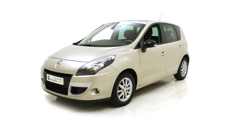 voiture renault sc nic iii dci 110 edc exception toit pano occasion diesel 2011 129932 km. Black Bedroom Furniture Sets. Home Design Ideas