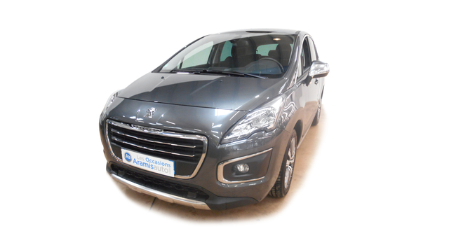 voiture peugeot 3008 1 6 hdi 115ch fap style occasion diesel 2014 28155 km 19990. Black Bedroom Furniture Sets. Home Design Ideas