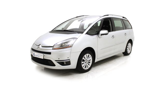 voiture citro n grand c4 picasso hdi 138 exclusive bmp6 occasion diesel 2009 129374 km. Black Bedroom Furniture Sets. Home Design Ideas