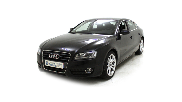 voiture audi a5 2 0 tdi 170 ambition luxe occasion diesel 2010 70438 km 23490 woippy. Black Bedroom Furniture Sets. Home Design Ideas