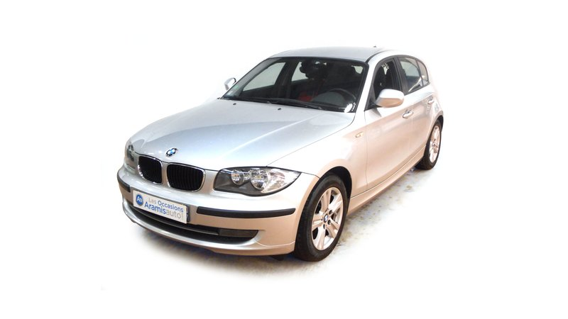 voiture bmw s rie 1 118d 143 ch confort radar ar occasion diesel 2010 134835 km 11290. Black Bedroom Furniture Sets. Home Design Ideas