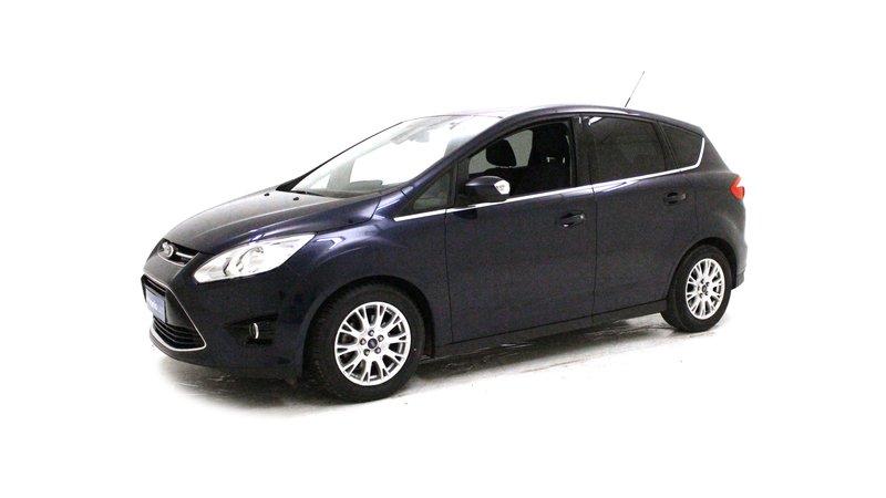 voiture ford focus c max 1 6 tdci 115 fap titanium x occasion diesel 2012 46761 km 13990. Black Bedroom Furniture Sets. Home Design Ideas