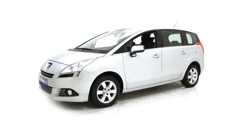 voiture peugeot 5008 1 6 hdi 110ch fap bmp6 premium 7pl occasion diesel 2010 99455 km. Black Bedroom Furniture Sets. Home Design Ideas