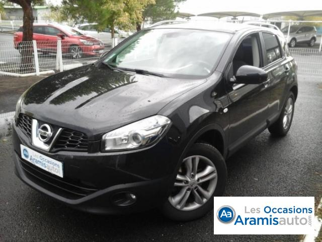 voiture nissan qashqai 1 5 dci 106 connect edition occasion diesel 2010 94120 km 12990. Black Bedroom Furniture Sets. Home Design Ideas