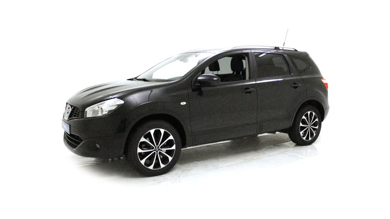 voiture nissan qashqai 1 6 dci 130 stop start connect edition occasion diesel 2012 38036. Black Bedroom Furniture Sets. Home Design Ideas