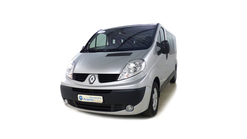 renault trafic 2 0 dci 115 fap expression 9 places occasion 2012 diesel 16790 clermont. Black Bedroom Furniture Sets. Home Design Ideas