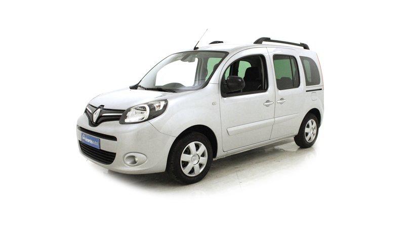voiture renault kangoo 1 5 dci 110 intens gps sur quip occasion diesel 2015 4740 km. Black Bedroom Furniture Sets. Home Design Ideas