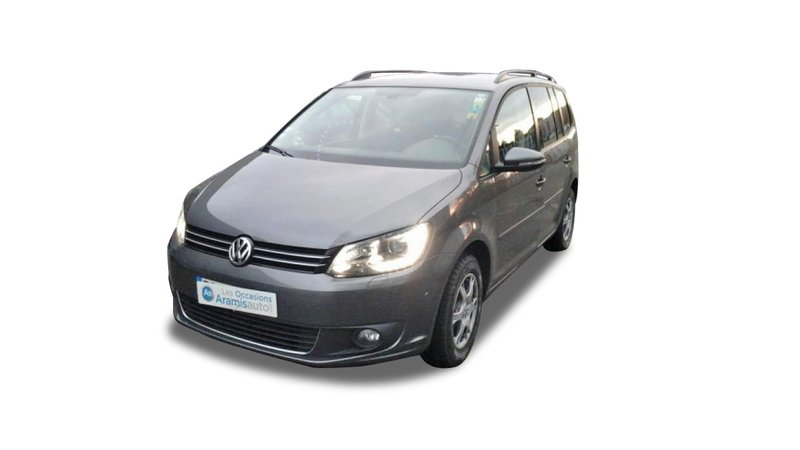 voiture volkswagen touran 1 4 tsi 140 confortline 5 pl occasion essence 2011 34782 km. Black Bedroom Furniture Sets. Home Design Ideas