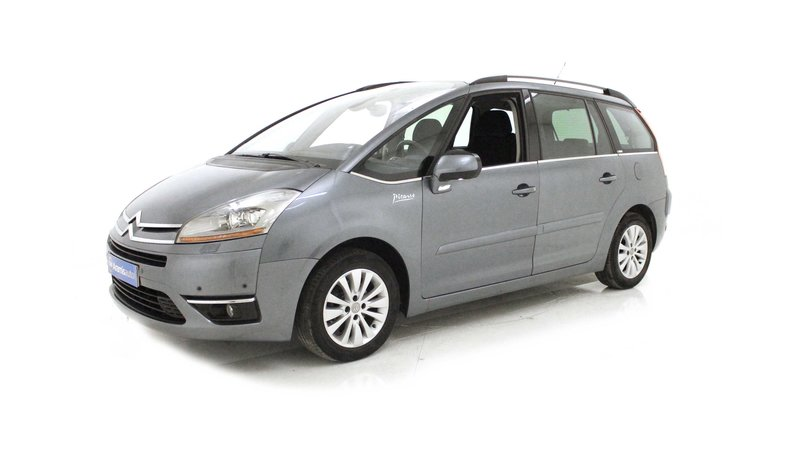 voiture citro n grand c4 picasso hdi 110 fap exclusive bmp6 occasion diesel 2009 74361 km. Black Bedroom Furniture Sets. Home Design Ideas