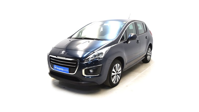 voiture peugeot 3008 1 6 hdi 115 active gps occasion diesel 2014 26675 km 18990. Black Bedroom Furniture Sets. Home Design Ideas