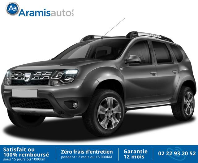 voiture dacia duster 1 5 dci 110 4x4 prestige occasion. Black Bedroom Furniture Sets. Home Design Ideas