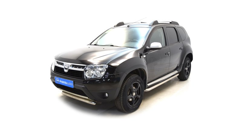 voiture dacia duster 1 5 dci 110 4x2 prestige occasion diesel 2012 94106 km 11690. Black Bedroom Furniture Sets. Home Design Ideas