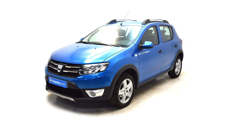 voiture dacia sandero 1 5 dci 90 stepway prestige occasion diesel 2012 59300 km 10190. Black Bedroom Furniture Sets. Home Design Ideas