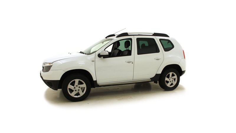voiture dacia duster duster 1 5 dci 110 4x4 prestige radar ar occasion diesel 2012 55412. Black Bedroom Furniture Sets. Home Design Ideas