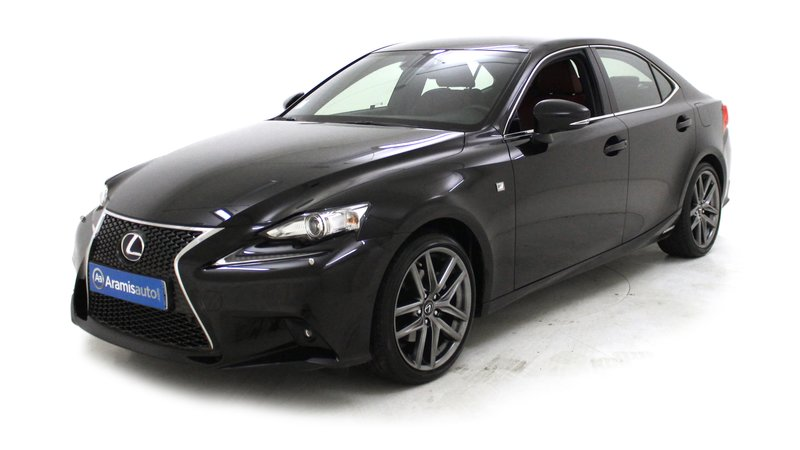 voiture lexus is is 300h f sport occasion hybride 2015 22593 km 31490 dammarie les. Black Bedroom Furniture Sets. Home Design Ideas