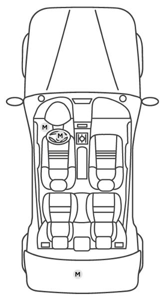 Peugeot 308 - Citadine - 5 Portes - Essence - 1 2 Puretech 130 Bvm6 - Bo U00eete Manuelle