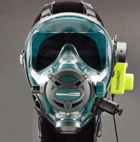 Gallery Full Face Scuba Masks