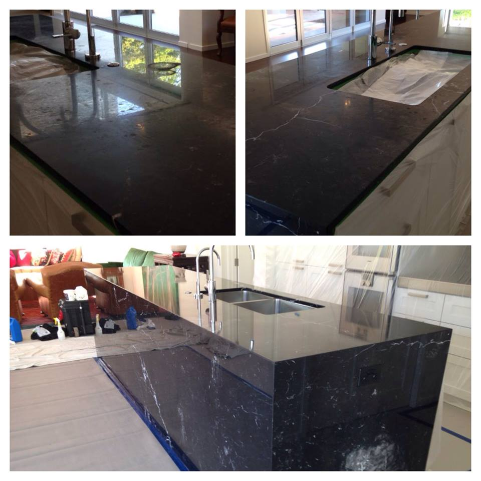 Marble Floor Benchtops Cleaning & Repairs in Christchurch
