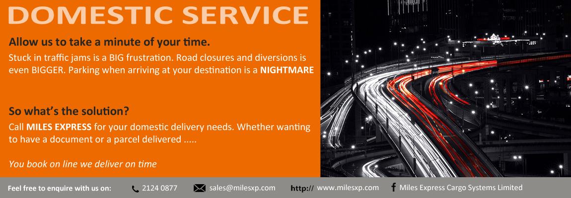 Miles Express