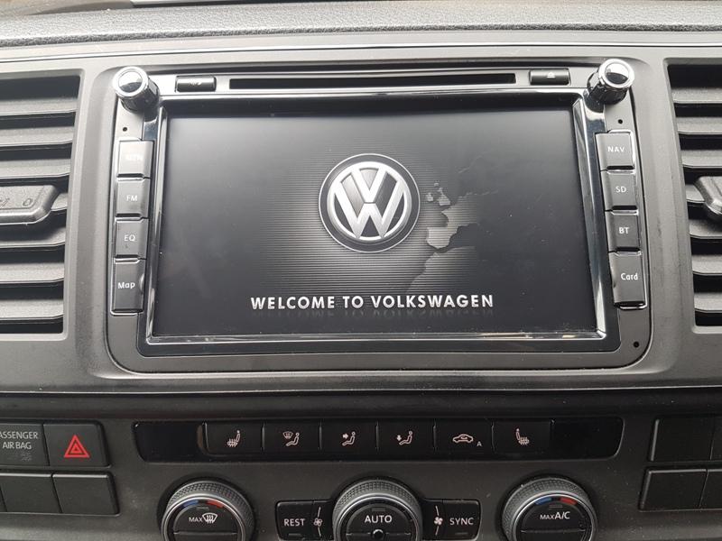 VW SAT NAV DVD Player Android 4 2 2 VW-008