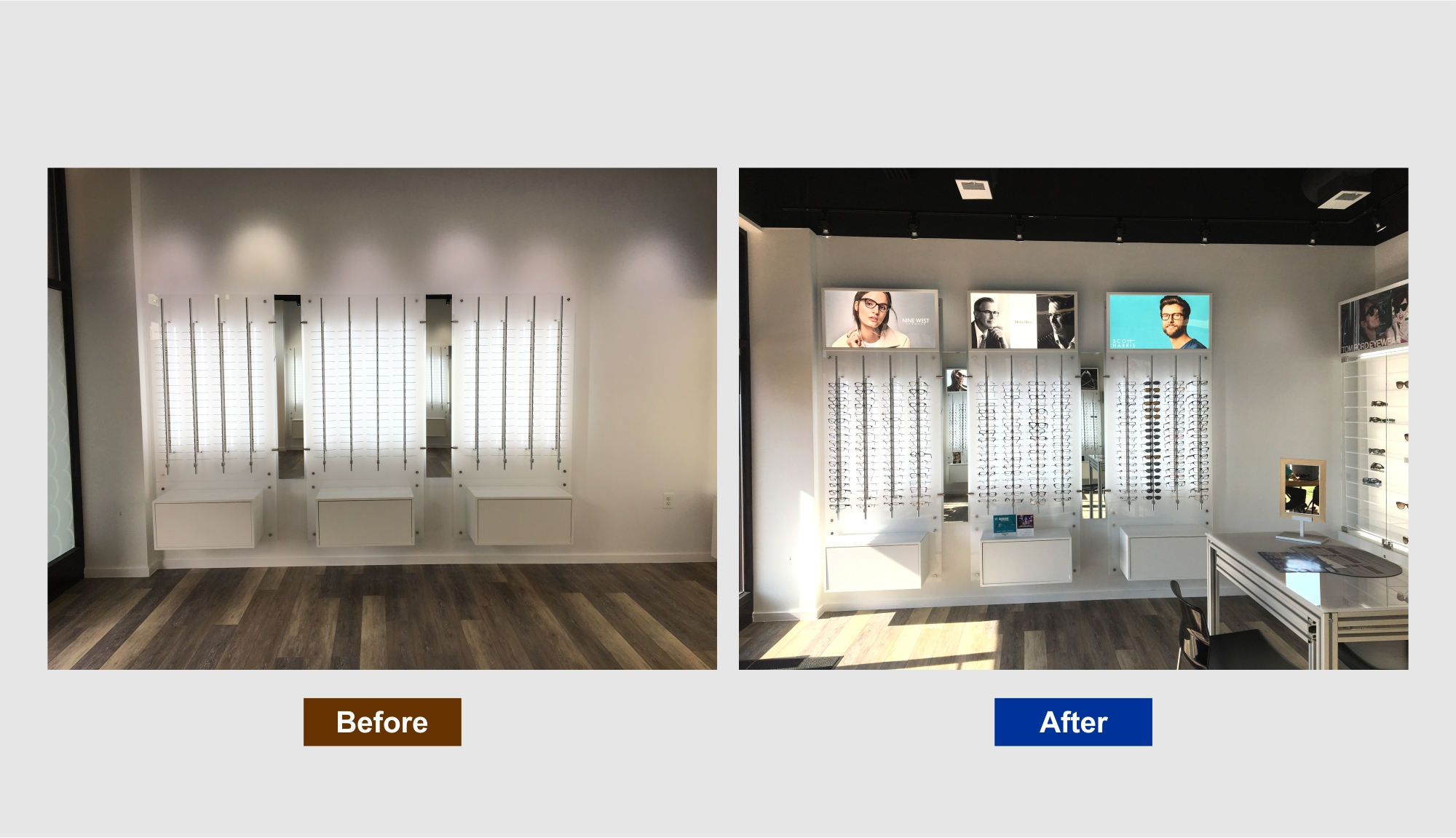 lighting frames. Frames Also Make Graphic Changes A Breeze. Our Design Department Can Work With You To Produce And Customize The Artwork Need For These Light Boxes. Lighting