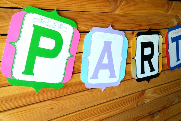printable alphabet letters a z printable banner letters personalize
